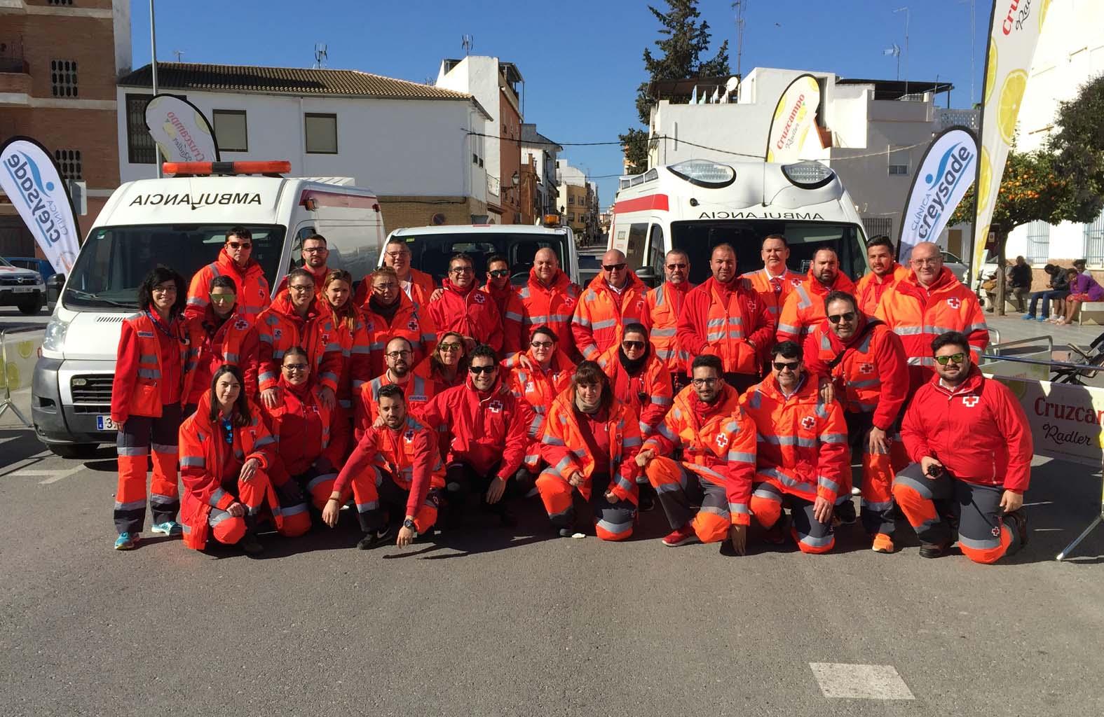 Voluntariado de Cruz Roja