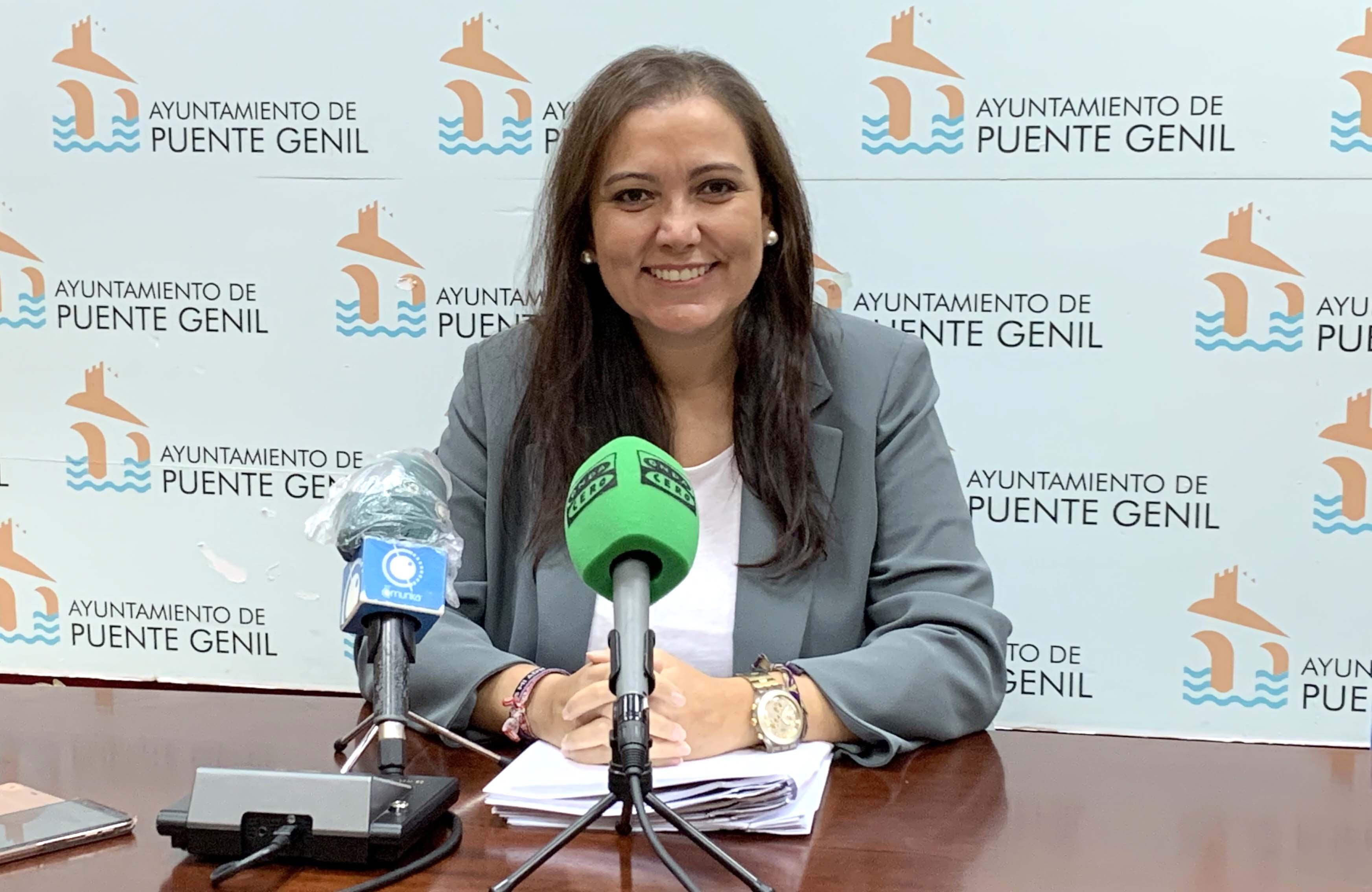 Ana Carrillo, concejala de Hacienda