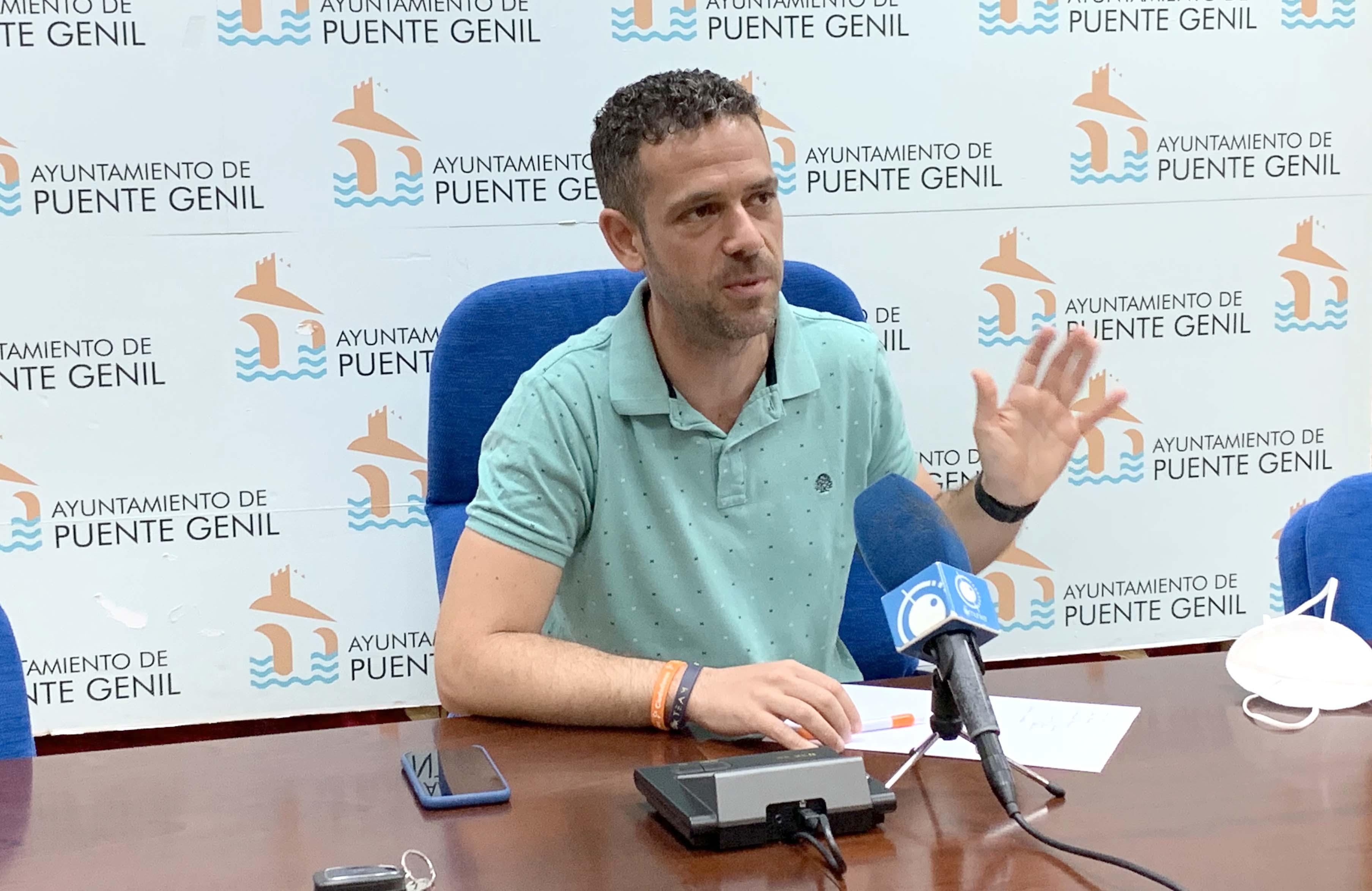 Chencho Moreno, Concejal de Obras y Urbanismo