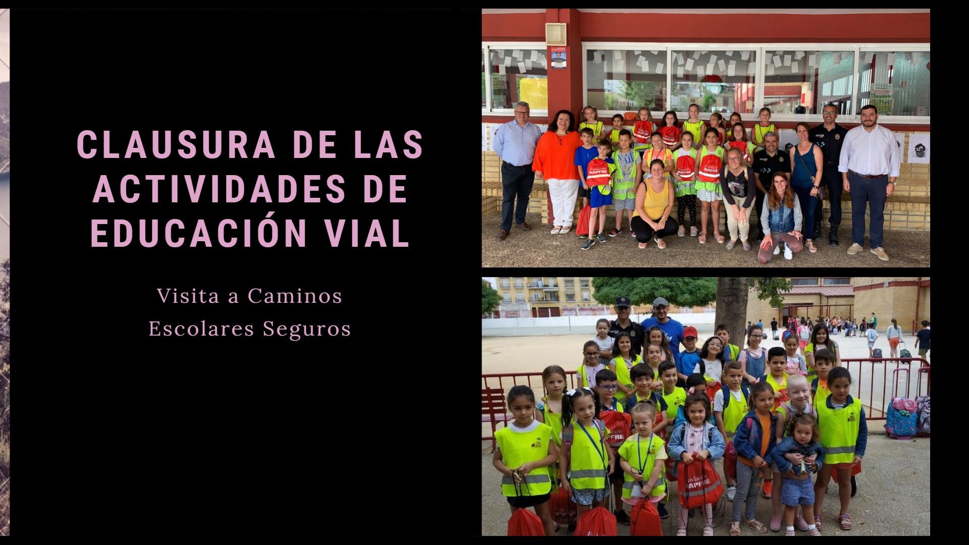 Clausura Educación Vial 2019