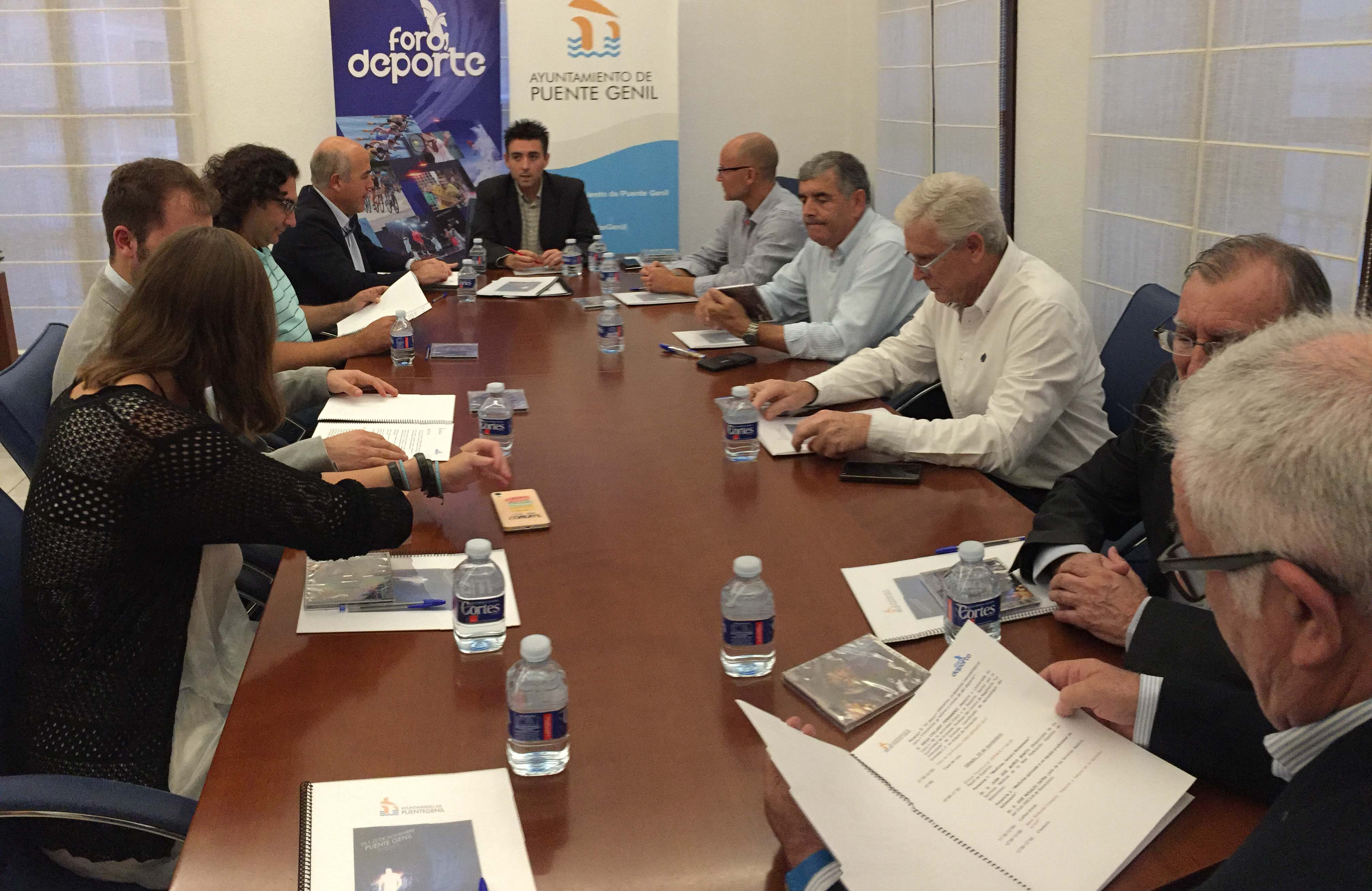 Comité Organizador de Foro Deporte