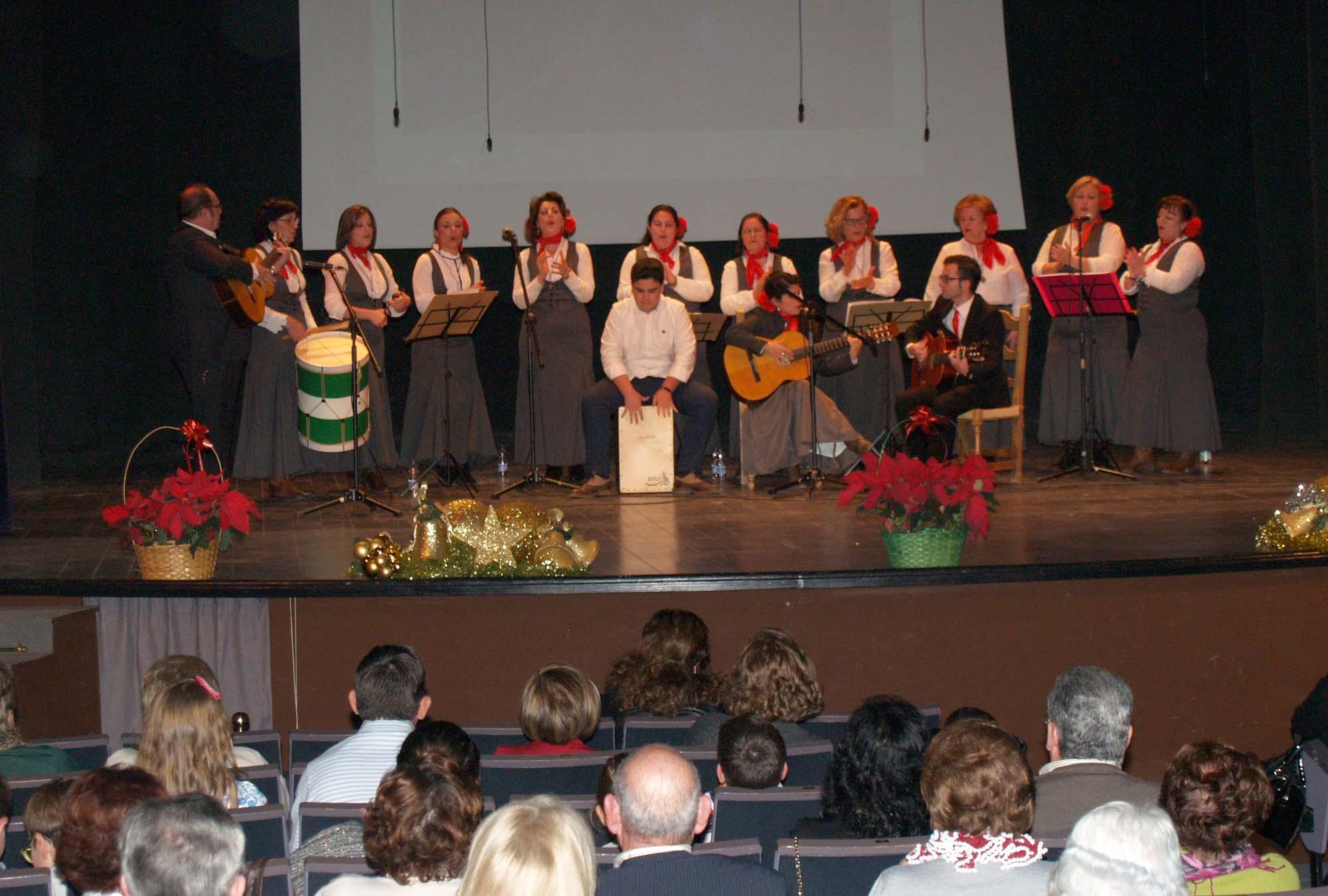 Coro María Auxiliadora de Los Arenales