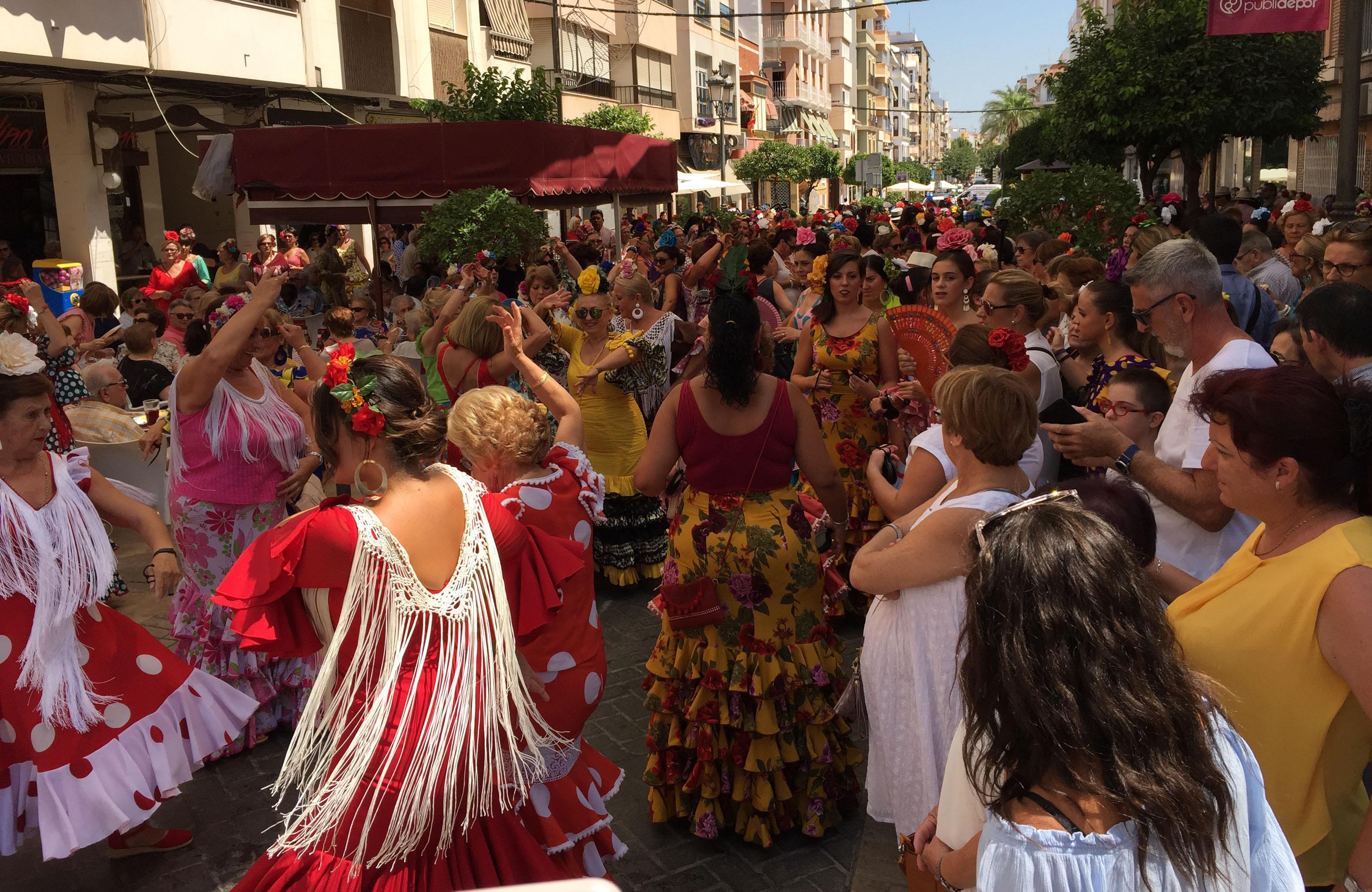 Día de la Mujer en la Feria