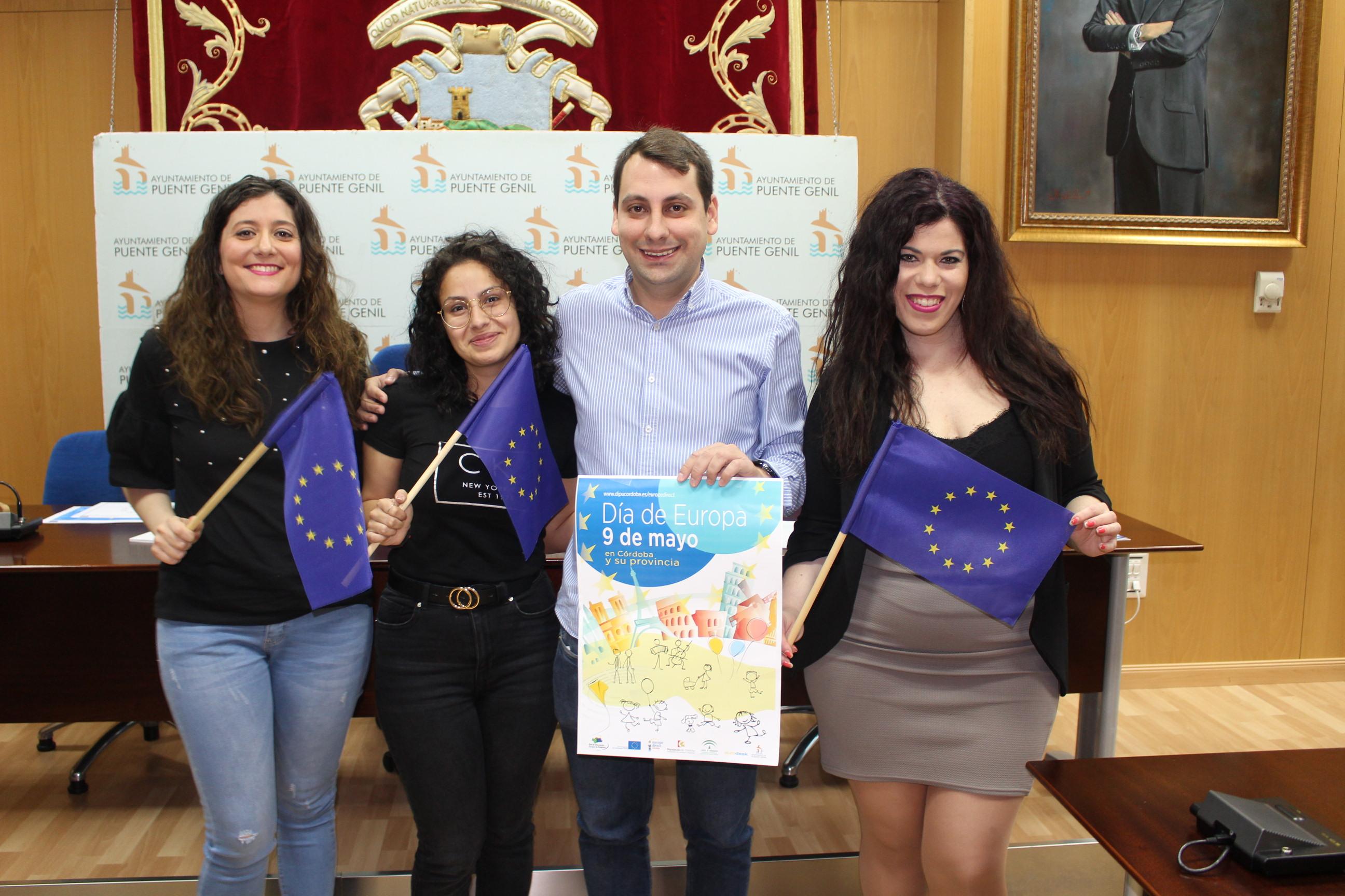 Presentan las actividades con motivo de la celebración del Día de Europa