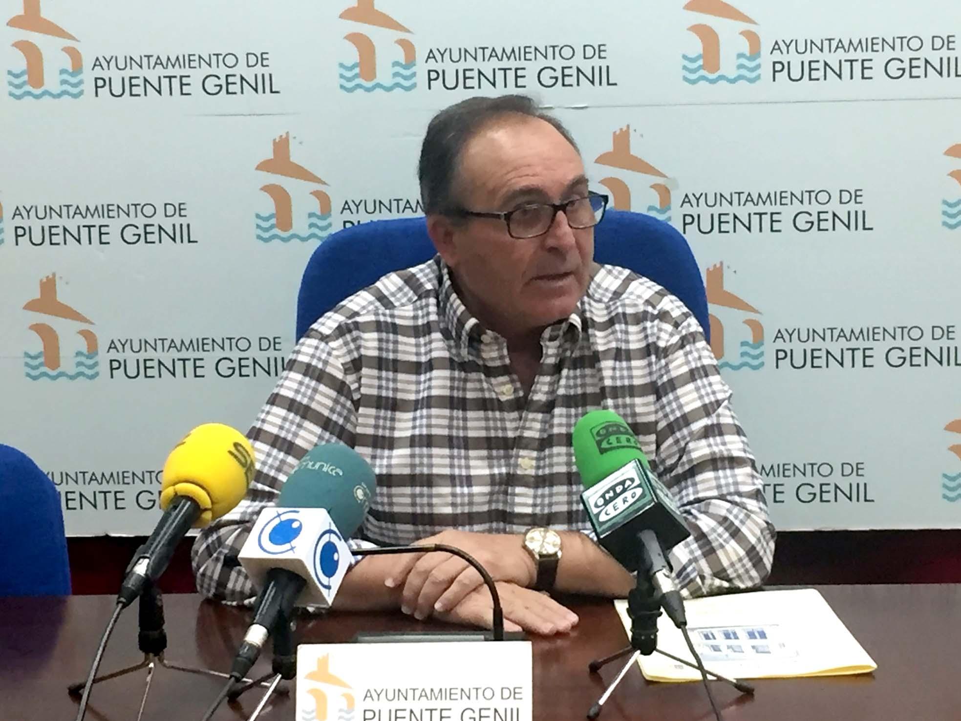 José Espejo, concejal de Turismo