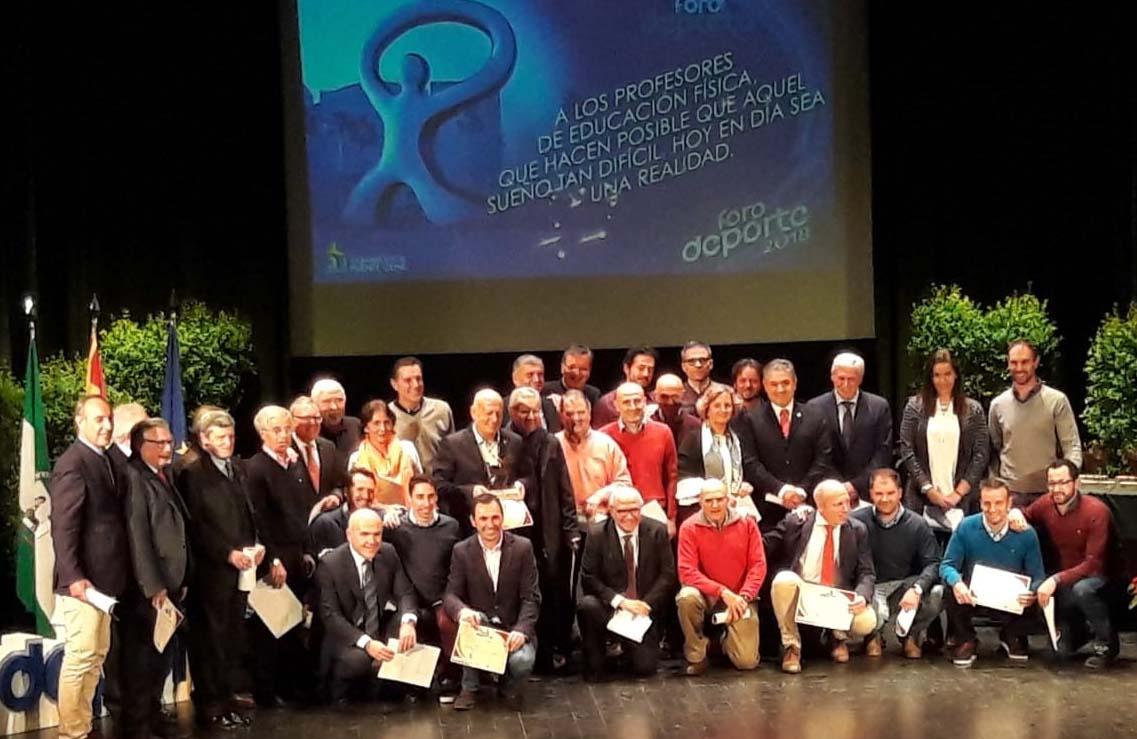 Premiados locales en la segunda gala