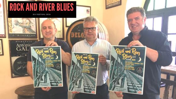 El Rock & River Blues Festival se celebrará los días 28 y 29 de junio