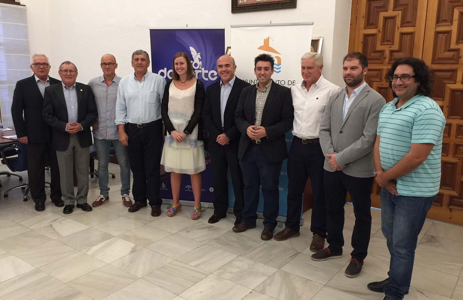 Integrantes del Comité Organizador
