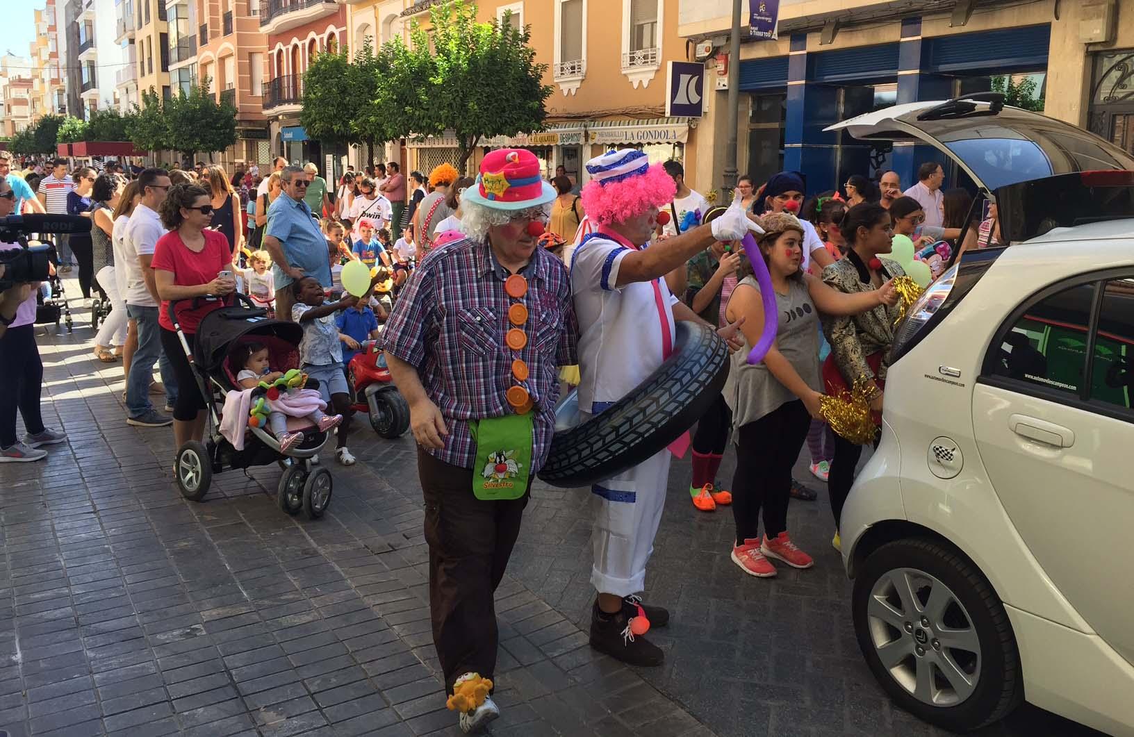 Pasacalle de Osmara Teatro