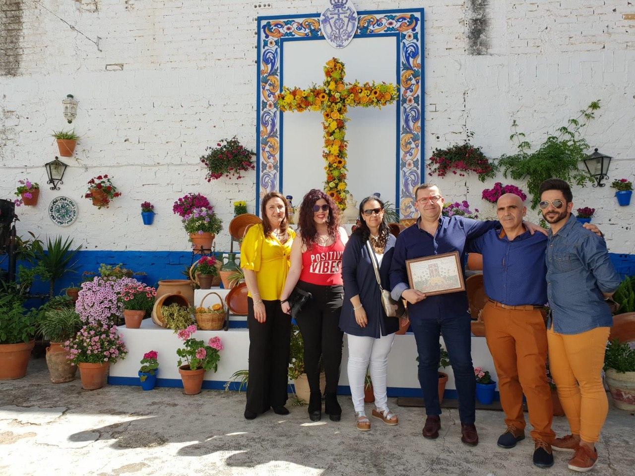 Concurso de Cruces de Mayo 2019