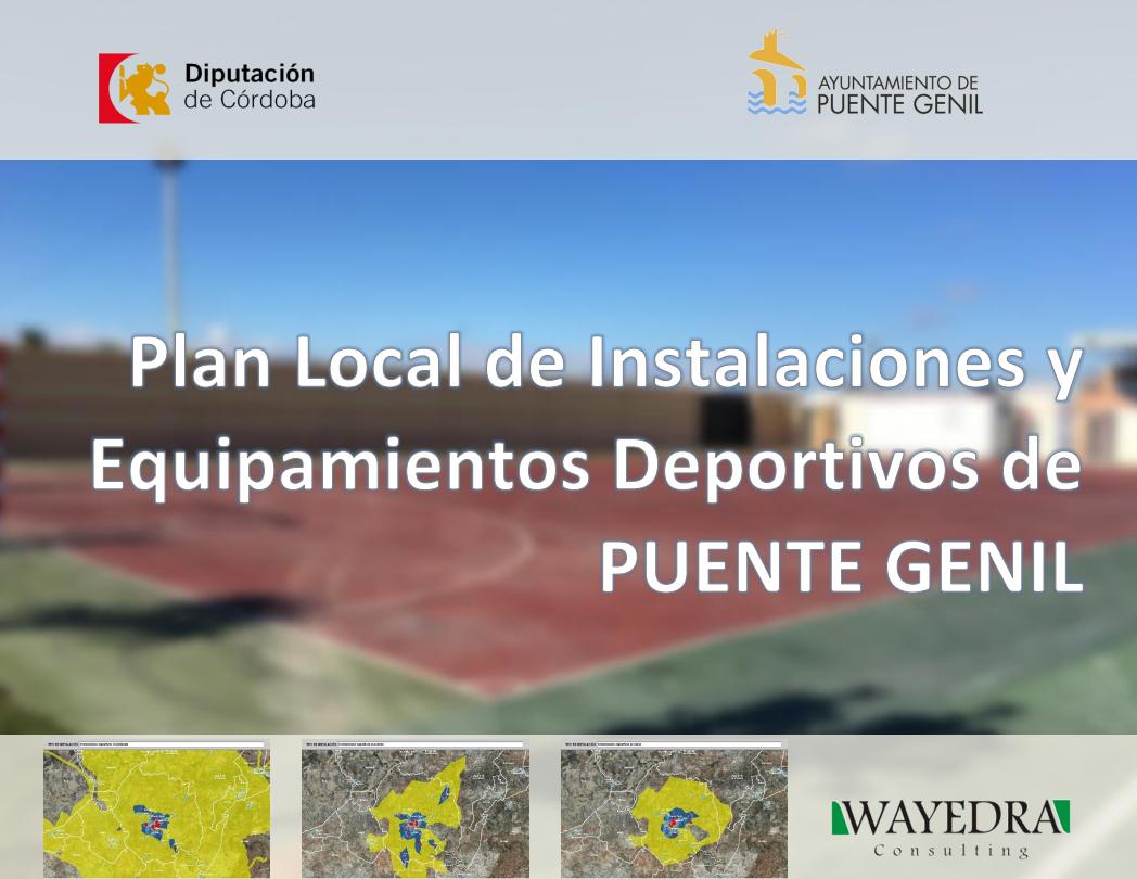 Plan Local de Instalaciones y Equipamientos Deportivos de Puente Genil