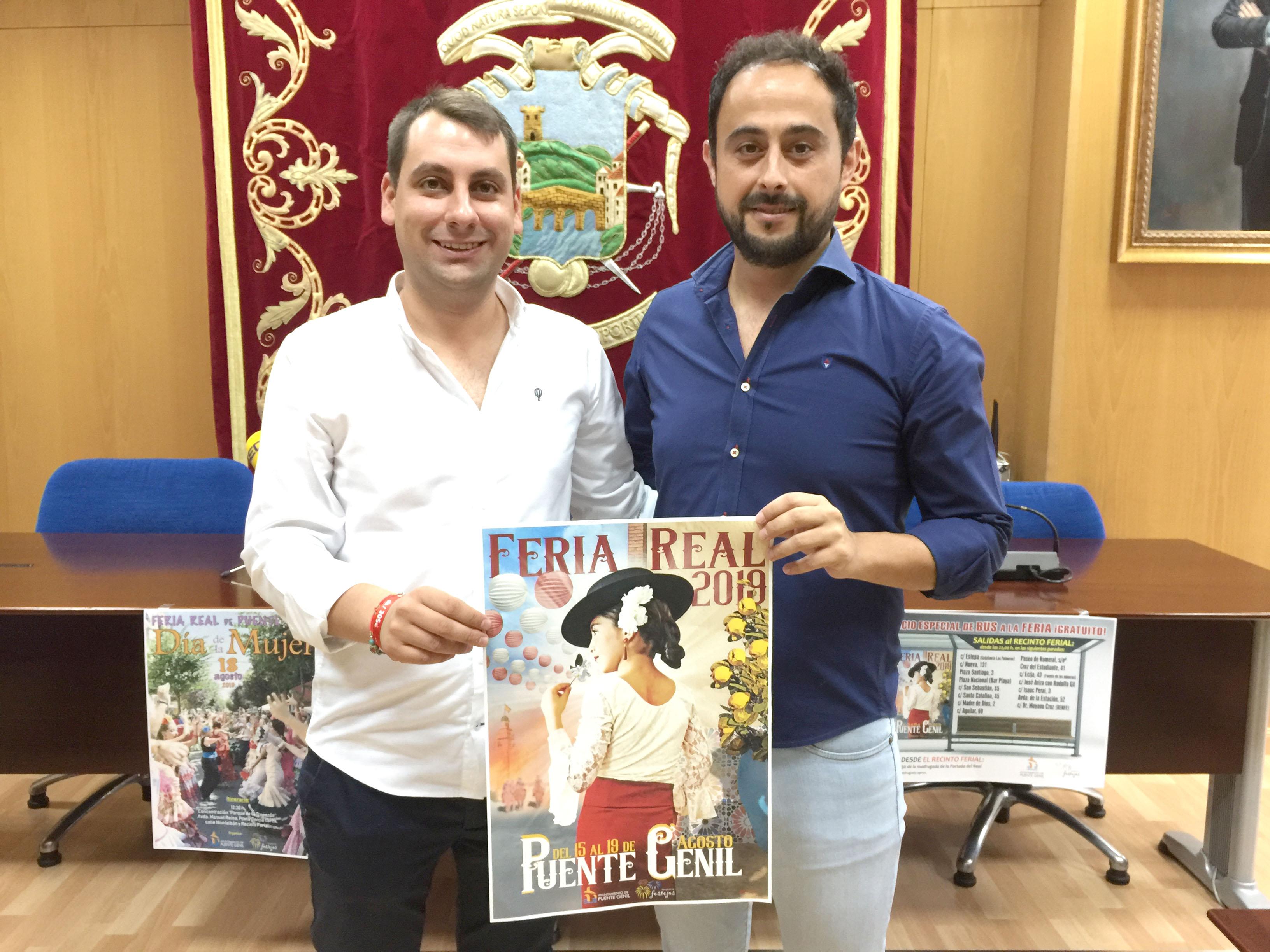Jesús López y Mario Quero