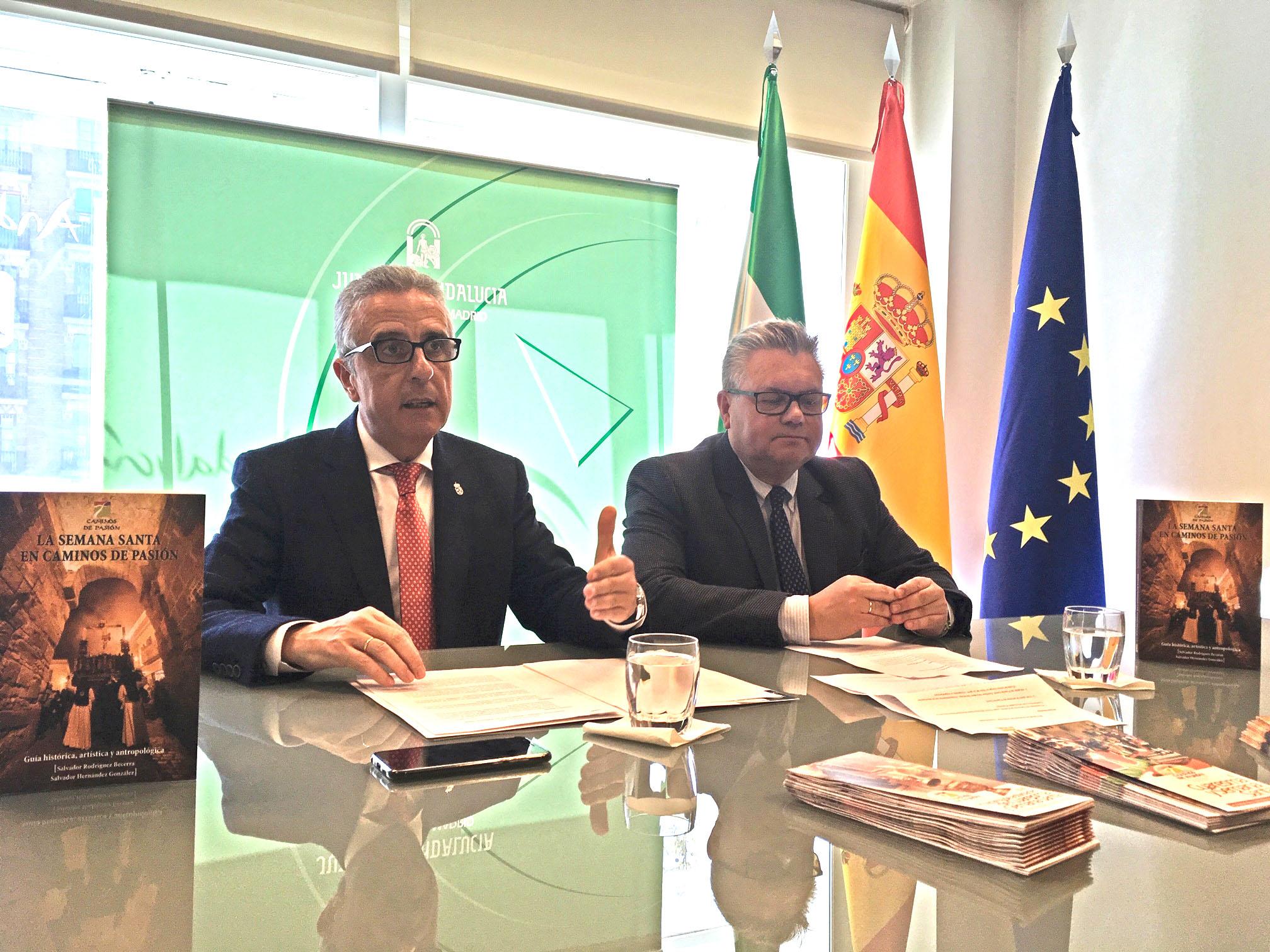 Presentación de la Andalucía más auténtica