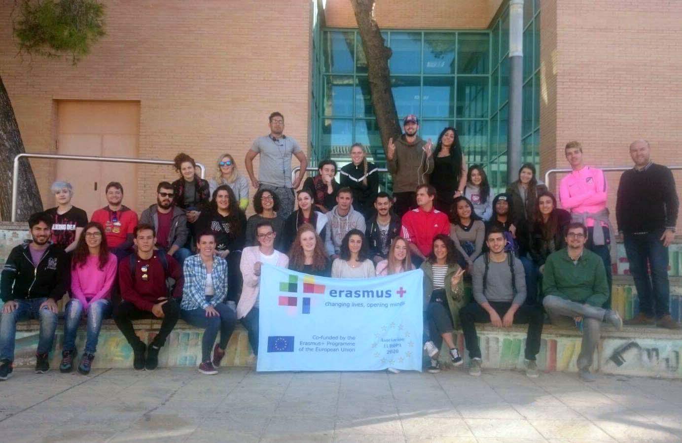 Proyecto juvenil europeo