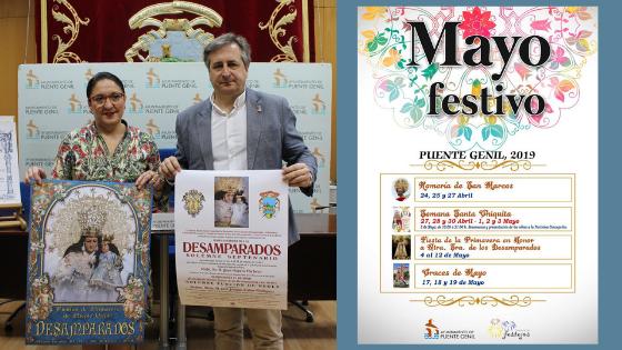 Mayo Festivo en Puente Genil
