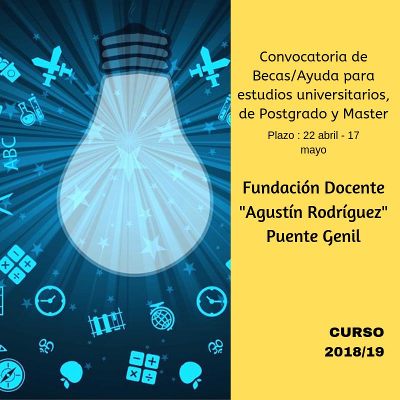 Fundación docente Agustin Rodriguez