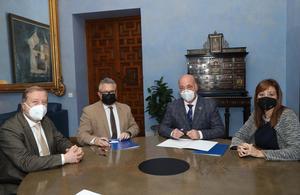 Convenio Diputación Ayuntamiento