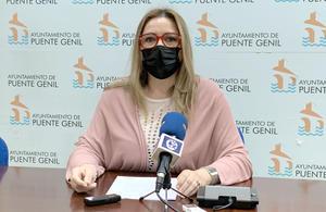 Eva Torres, concejala de Cultura y Promoción del Flamenco