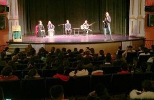 Flamenco en tu aula