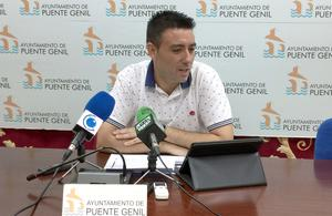 José Antonio Gómez, Portavoz Municipal