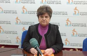 Julia Romero, concejala de Igualdad