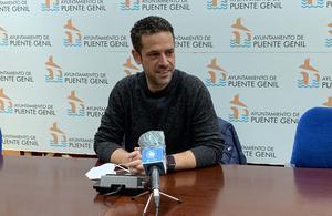 Lorenzo Moreno, concejal de Obras y Urbanismo
