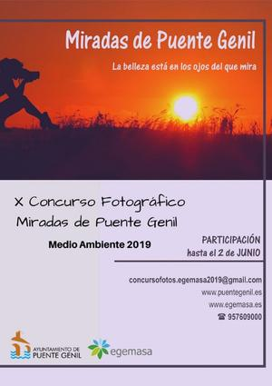 """X Concurso Fotográfico """"Miradas de Puente Genil"""""""