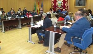 Pleno ordinario del mes de noviembre de 2015