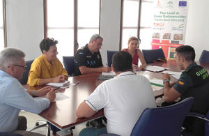 Reunión del Plan Local de Intervención en Zonas desfavorecidas