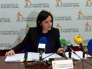 Verónica Morillo adelanta los datos del presupuesto