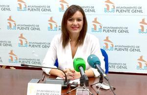 Verónica Morillo, concejala de Hacienda y Recursos Humanos