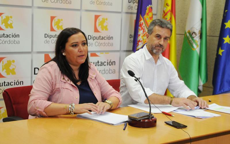 Ana Carrillo informa de los acuerdos de Diputación