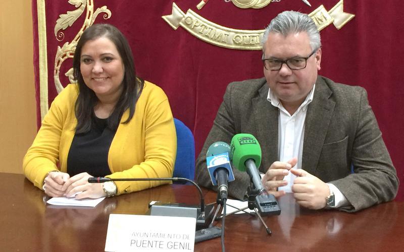 Ana Carrillo y Esteban Morales