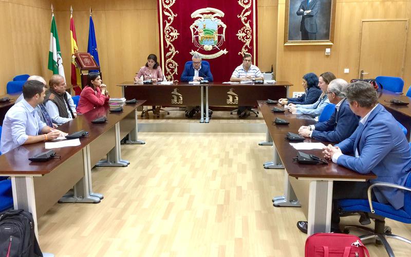 Constitución Consejo de Egemasa