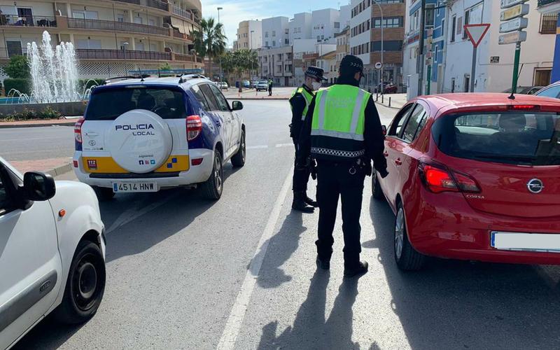 Control de la Policía Local