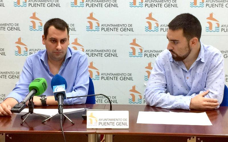 Jesús López y Álvaro Domínguez