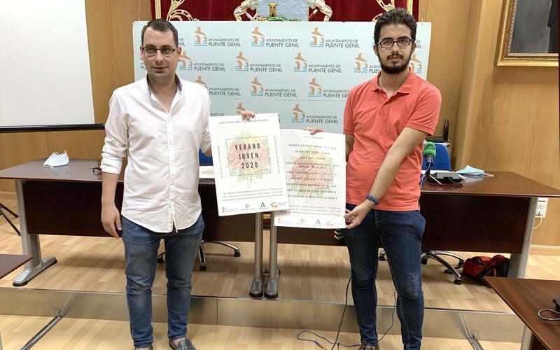 Jesús López y Antonio Tenllado