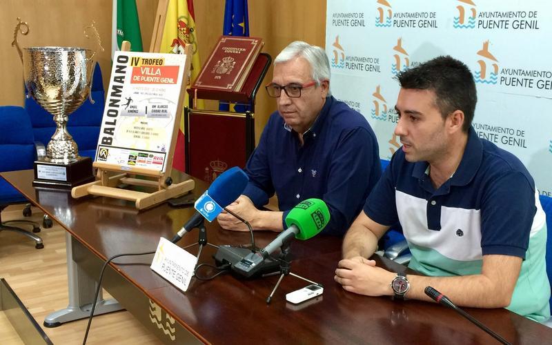 José Antonio Gómez y Mariano Jiménez