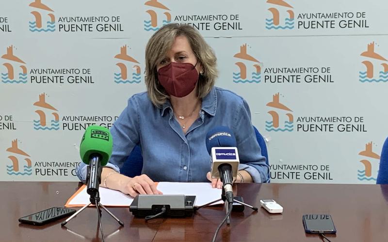 Loli Franco, concejala de Igualdad