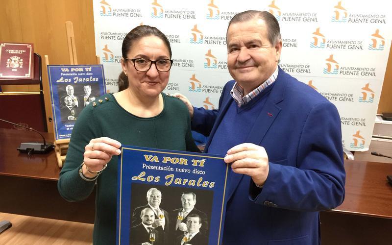 Mariola González y Rafael Morillo