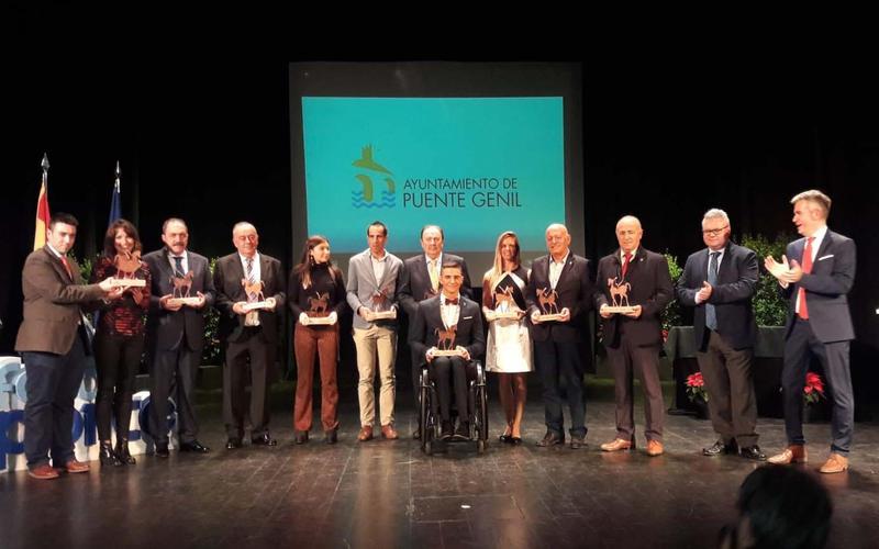 Premiados en la segunda gala