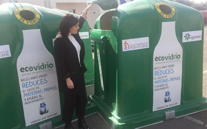Verónica Morillo concejala de Medio Ambiente