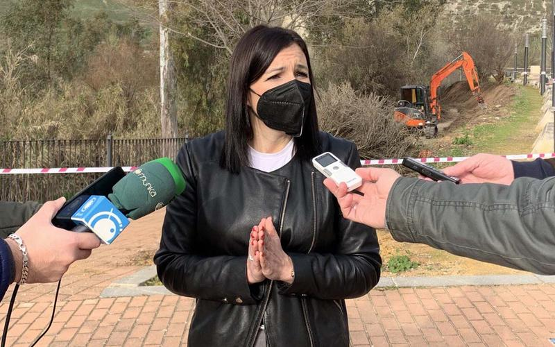 Verónica Morillo, concejala de Medio Ambiente