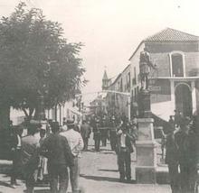 Calle La Plaza