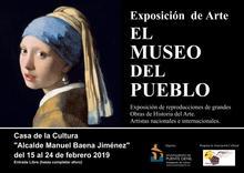 15 al 24 exposición el museo del pueblo