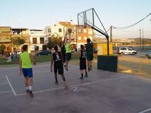 Baloncesto 3x3 en el parque El Ancla