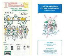 I - II Media Maratón