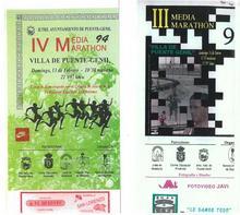 III - IV Media Maratón