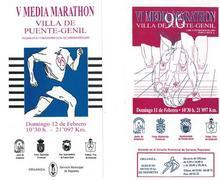 V- VI Media Maratón
