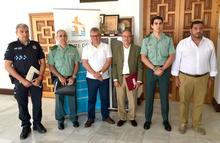 Miembros de la Junta Local de Seguridad
